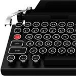 タイプライター型キーボード『Qwerkywriter』のプレオーダーを急ごう