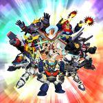 エヴァやエウレカなどが参戦!スマホ版スパロボ『スーパーロボット大戦X-Ω』情報が公開!!