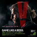 PC版『METAL GEAR SOLID V: THE PHANTOM PAIN』が無料! NVIDIA製品購入キャンペーン開始