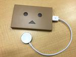 Apple Watchの充電ケーブルが長すぎるので短くしてみた:週間リスキー
