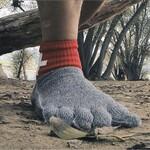 超タフな5本指ソックス『FYF』があれば靴を履く必要なし