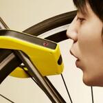 アルコール検出機能付き自転車ロック『ALCOHO-LOCK』で飲酒運転防止