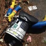 アメリカで破壊された『hitchBOT』、キックスターターで修理資金の調達に成功したがキャンセルに
