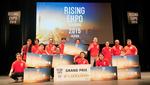 注目ベンチャー15社激突 予約台帳アプリ『トレタ』がグランプリに:RISING EXPO 2015