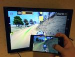 Chromecastと連携させてTVにスマホ画面を出力するXperiaテク