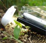 iPhoneを顕微鏡にする『スマホde顕微鏡』で遊んでみよう【スマホで自由研究03】