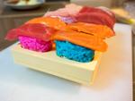 """Google翻訳アプリを使って、メキシコ土産のありえない色の""""サトル米""""を寿司に仕上げる!"""