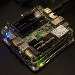 第6世代Core搭載NUCと思しきDDR4メモリー搭載ミニPCが展示:IDF15