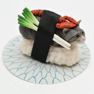 寿司だけど食べちゃイヤンなカプセルトイを集めてみた:ナベコの取材日記