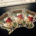 ドラファン開発通信:東京ゲームショウ来場者に配布するドラファンステッカー先行公開!