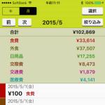 続かない人向けのシンプルな家計簿アプリ─注目のiPhoneアプリ3選