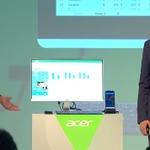 エイサーがContiuum対応PCスマホ『Jade Primo』などを発表:IFA 2015