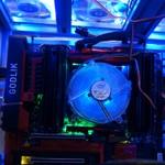 ド派手なLED!X99A GODLIKE GAMINGであの42連ファン自作PCがさらに神がかった件[PR]