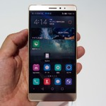 """""""Force Touch""""対応『Huawei Mate S』を実機レビュー 価格未定の最上位版が欲しいワケ:IFA 2015"""