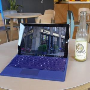 Surface 3でドヤ顔できるベルリンのマイクロソフト公式カフェで一服してきた