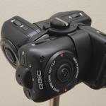 全天球パノラマ動画撮影システム『QBiC Panorama X』9/24発売