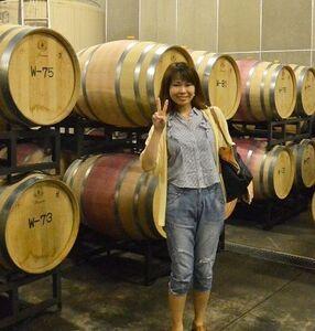 ワイン嬢と呼ばれて…!アラサー女の酒紀行Part2:ナベコの取材日記