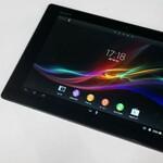 WUXGA液晶を搭載した極薄タブ Xperia Tablet Z:Xperiaヒストリー