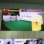 96chの超サラウンド音響に超人スポーツ いま体感できる未来のエンタメが集合――デジタルコンテンツEXPO 2015