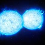 タランチュラ星雲で過去最大級のくっつき具合な巨大連星が発見される