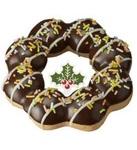 ミスドでクリスマス限定ドーナツが発売!リースに見立てたポン・デ・リングも