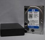 1万5000円以下で録画機能付きテレビのHDD容量を3TB増やす方法