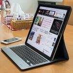 iPad ProがMacBookに変身!? 純正よりも安い専用キーボードの使い勝手