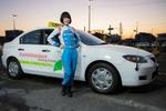 コスプレバイク女子・美環、ついに自動車のMT免許を取得する!