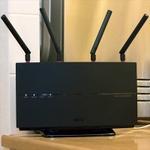 有線LAN並みに速かった!4本アンテナの高性能無線ルーター『WXR-2533DHP2』