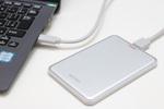 USB3.1 Gen2で覚醒した激速な外付けSSD『SSD-PUSU3』