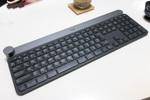 ダイヤルで作業効率アップ!? 2.5万円の高級無線キーボード『Craft』を味わう