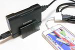 スマホやiPhoneのアプリ画面をフルHD動画キャプチャー、『GV-USB3/HD』を触ってみた