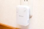 2×2アンテナ搭載で11ac対応!パワフルなWi-Fi中継機で家中快適通信に