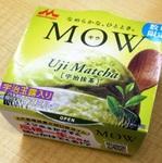 夏は抹茶!「MOW 宇治抹茶」は茶葉の香りが爽やかで涼しげ