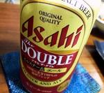 日本初「アサヒ ザ・ダブル」ピルスナーとエールをがっちゃんこ