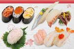 かっぱ寿司「富山湾産白えび」など揃えた「春ネタ満開フェア」3月4日~