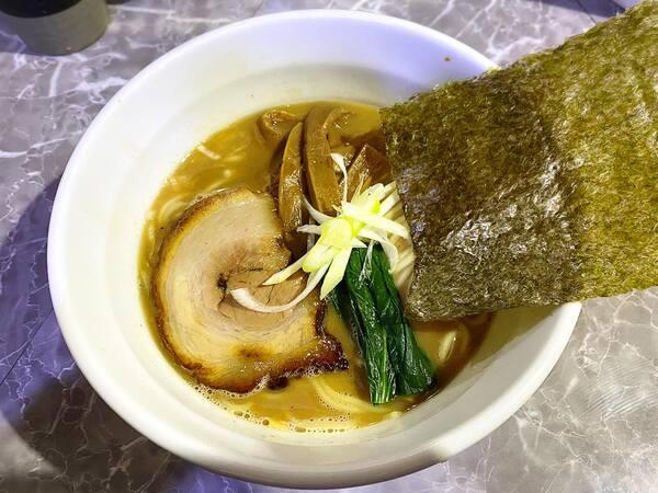 【麺歴20年のテレビマンが紡ぐ!読むだけで美味しいラーメン「物語」 】第3回製麺rabo(東京・西新宿五丁目)