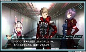 ニトロプラスが贈る「凍京NECRO SUICIDE MISSION R」は戦略バトルが熱い!