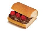 サブウェイ「ショコラ&ラズベリー」甘いサンドイッチ第2弾!コーヒータイムに