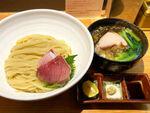 週末限定2000円超えのつけ麺に隠されたドラマ ラーメン巌哲(西早稲田)