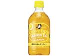 人気の紅茶シリーズ 新作「クラフトボス レモンティー」