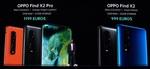 5G、120Hz、3眼カメラ! OPPOのフラッグシップ「Find X2」シリーズ発表