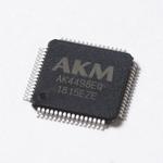 AKMから、PCM1.5MHz/DSD44.8MHz対応のアナ/デジ分離型DACが登場
