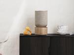 バング&オルフセン、家具みたいなスマートスピーカー「Beosound Balance」