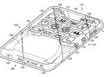 アップルフルディスプレーiPhoneの特許出願