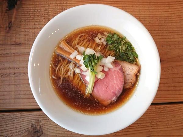 看板は和菓子店、店内は超オシャレ!? The Noodles & Saloon Kiriya(千葉県・流山市)【ピラティスインストラクターの健康的ラーメンライフ♪】第2回