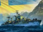 「World of Warships」にスウェーデン駆逐艦6隻が登場