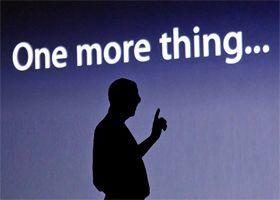 Apple基調講演ヒストリー
