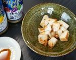 コンビニの「おつまみ長芋」フライパンで焼くとおいしいよ