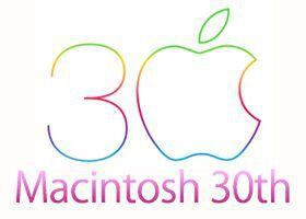 Macintosh生誕30周年